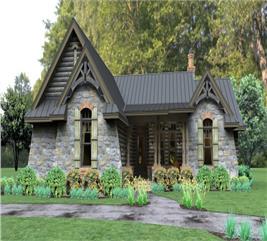 House Plan #117-1112