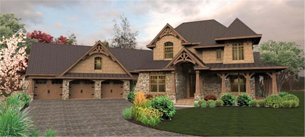 Large Ranch Home Plans 5000 Sq Ft Get House Design Ideas