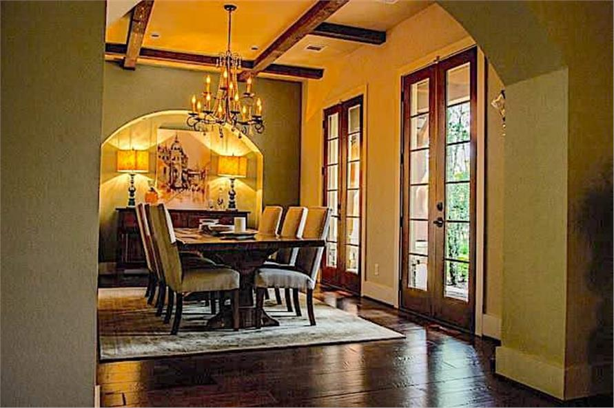 Dining Room of this 3-Bedroom,3230 Sq Ft Plan -3230