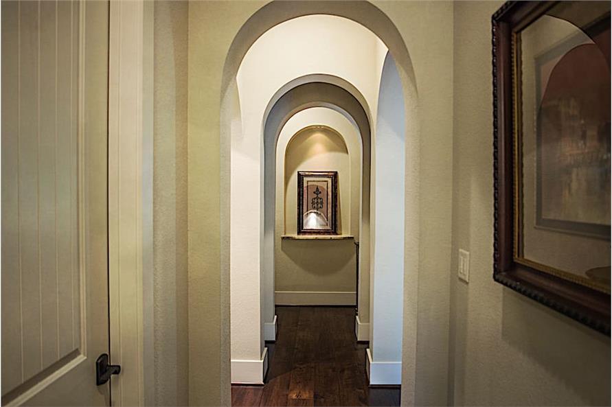 Hallway of this 3-Bedroom,3230 Sq Ft Plan -3230