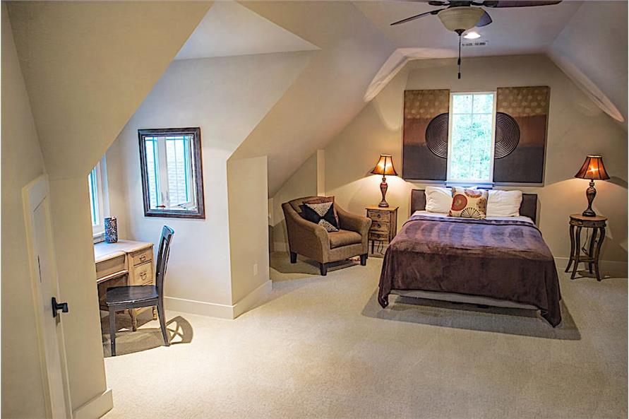 Bonus Room of this 3-Bedroom,3230 Sq Ft Plan -3230