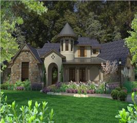 House Plan #117-1118