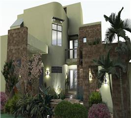 House Plan #117-1121