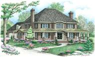 Main image for country homeplans # CR-534-B