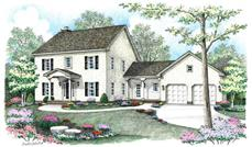 Main image for house plan # 18043