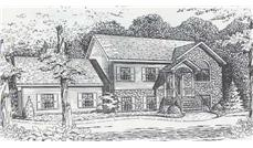 Main image for house plan # 18048