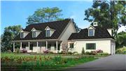 View house Plan#118-1008