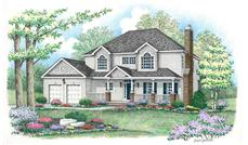 Main image for house plan # 18090