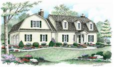 Main image for house plan # 18089