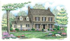 Main image for house plan # 18069