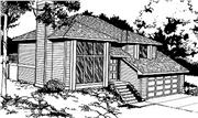 View house Plan#119-1001
