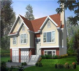 House Plan #119-1011