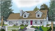View house Plan#119-1023