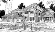 View house Plan#119-1029