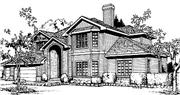 View house Plan#119-1030