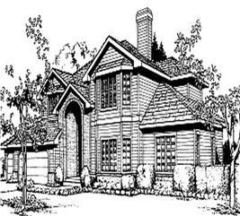 House Plan #119-1030