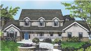 View house Plan#119-1033