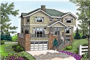 View house Plan#119-1035