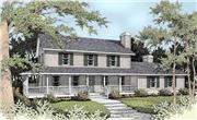 View house Plan#119-1037