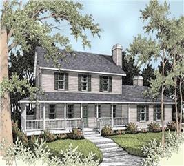 House Plan #119-1037