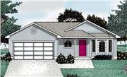 View house Plan#119-1042