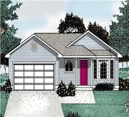House Plan #119-1042