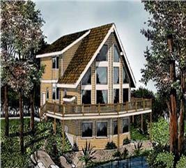 House Plan #119-1046