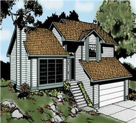 House Plan #119-1047