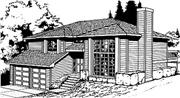 View house Plan#119-1049