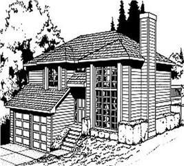 House Plan #119-1049