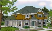 View house Plan#119-1057