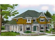 Main image for house plan # 2119