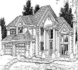 House Plan #119-1080