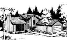 Main image for house plan # 1966