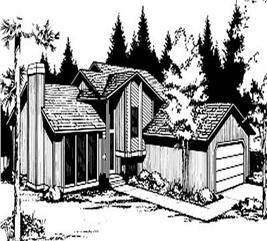 House Plan #119-1084