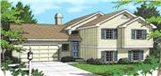 View house Plan#119-1085