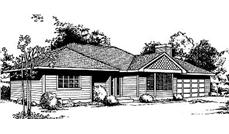 Main image for house plan # 1953