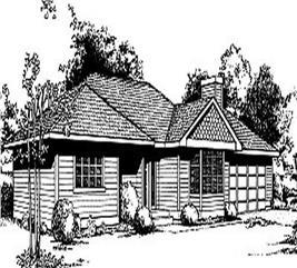 House Plan #119-1086