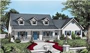 View house Plan#119-1091