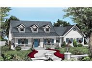 Main image for house plan # 2047
