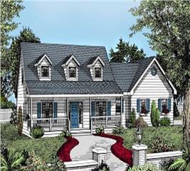 House Plan #119-1091