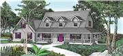 View house Plan#119-1100