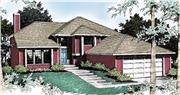 View house Plan#119-1101