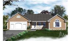 Main image for house plan # 1988