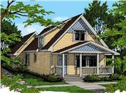 View house Plan#119-1112