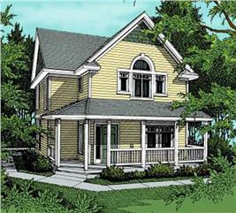 House Plan #119-1121