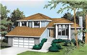 View house Plan#119-1130