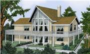 View house Plan#119-1132