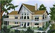 Main image for house plan # 2039