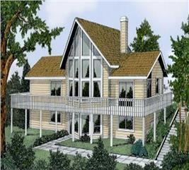 House Plan #119-1132